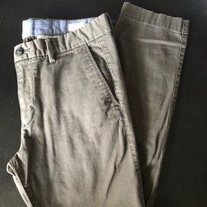 Gap 33x30 Gray Skinny Chinos Khakis Pants